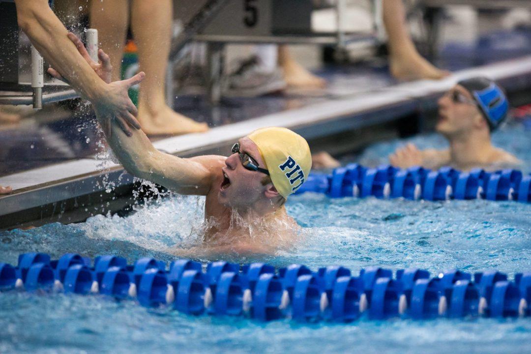 Pitt Unveils 2016-17 Swimming & Diving Schedule