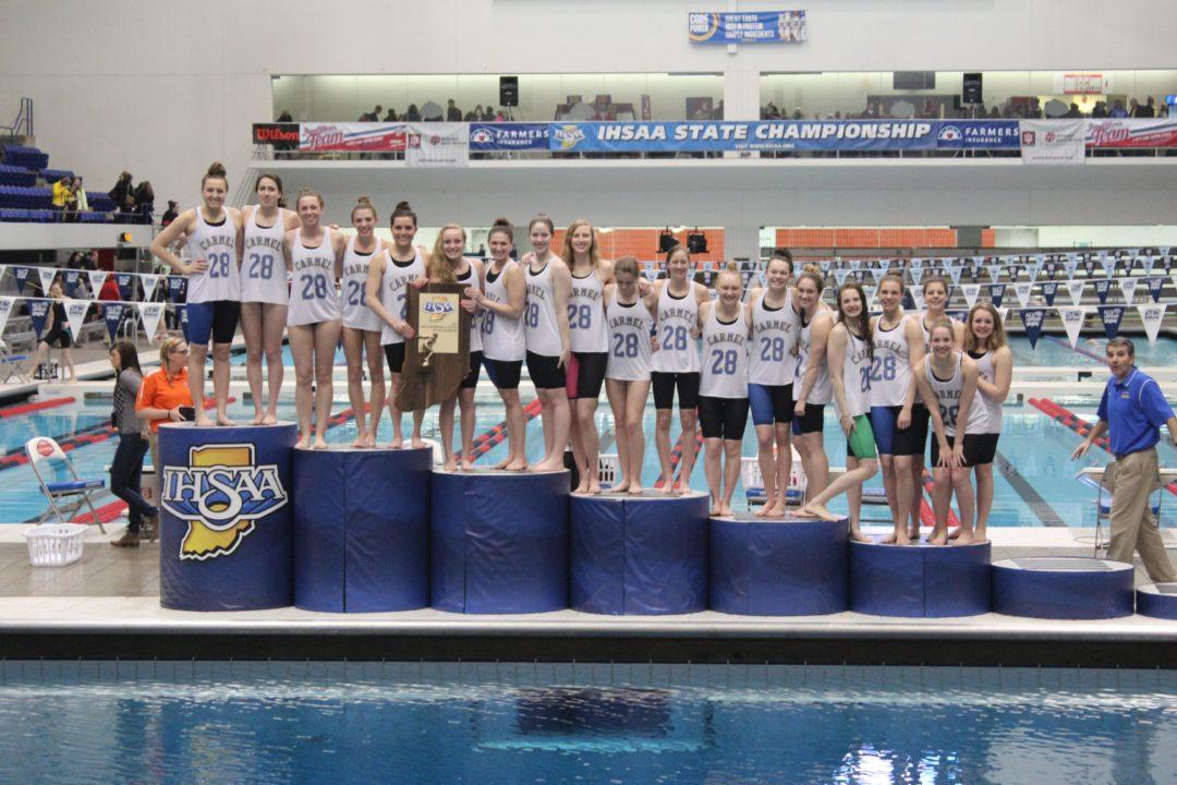 PHOTO VAULT: 2014 Indiana Girls High School State Championship Meet