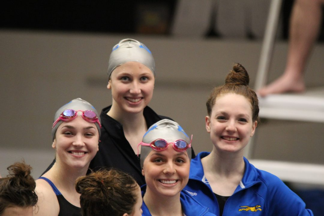 RACE VIDEOS: Carmel High School National Record Setting 200 Medley Relay