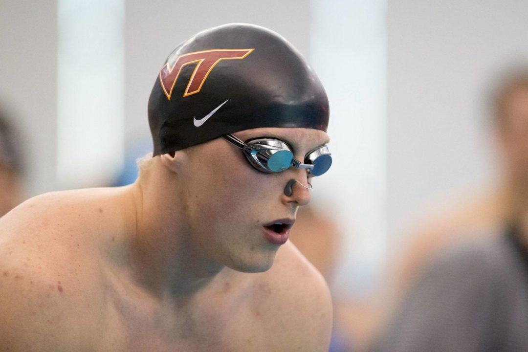 Virginia Tech's Latimer and Arnett earn ACC weekly awards after battle with Virginia