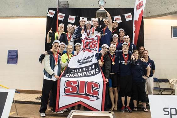 University of Toronto Men and UBC Women Defend CIS Titles