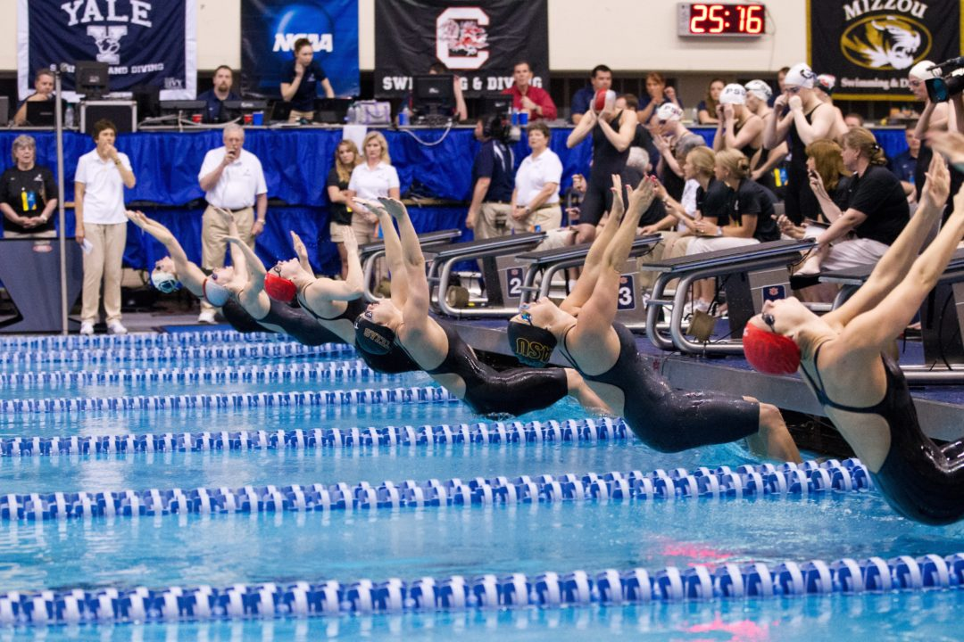2014 Big 12 Championships: Day 3 Finals Real-Time Recaps