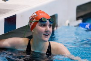 Charlotte Catholic, Hough Girls Put on a Show With 9 Record-Breaking Swims at NC State Championship Meet