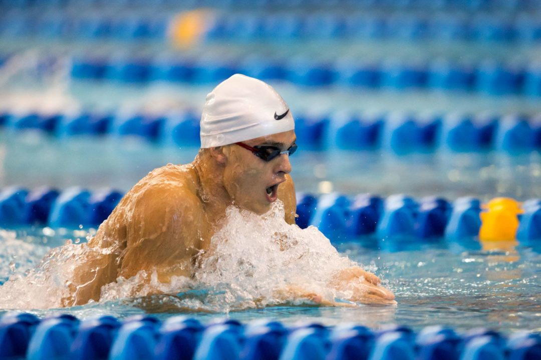 The 36 Most Valuable Swimmers at Men's NCAAs: Part I