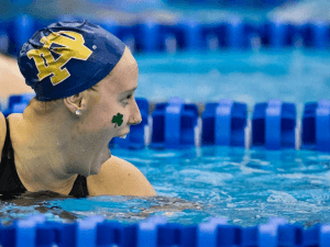 Emma Reaney American Record 200 breaststroke in Photos