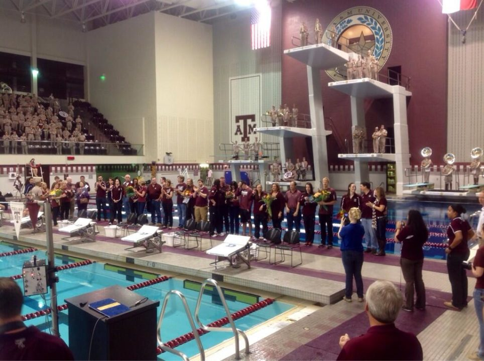 Thursday's A&M, Auburn Hosted Meets to Be Live-Streamed on SEC Network Plus