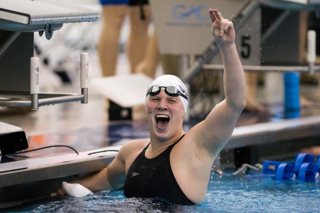 2014 Women's ACC Championships Night 1: UVA Sweeps in Record Fashion