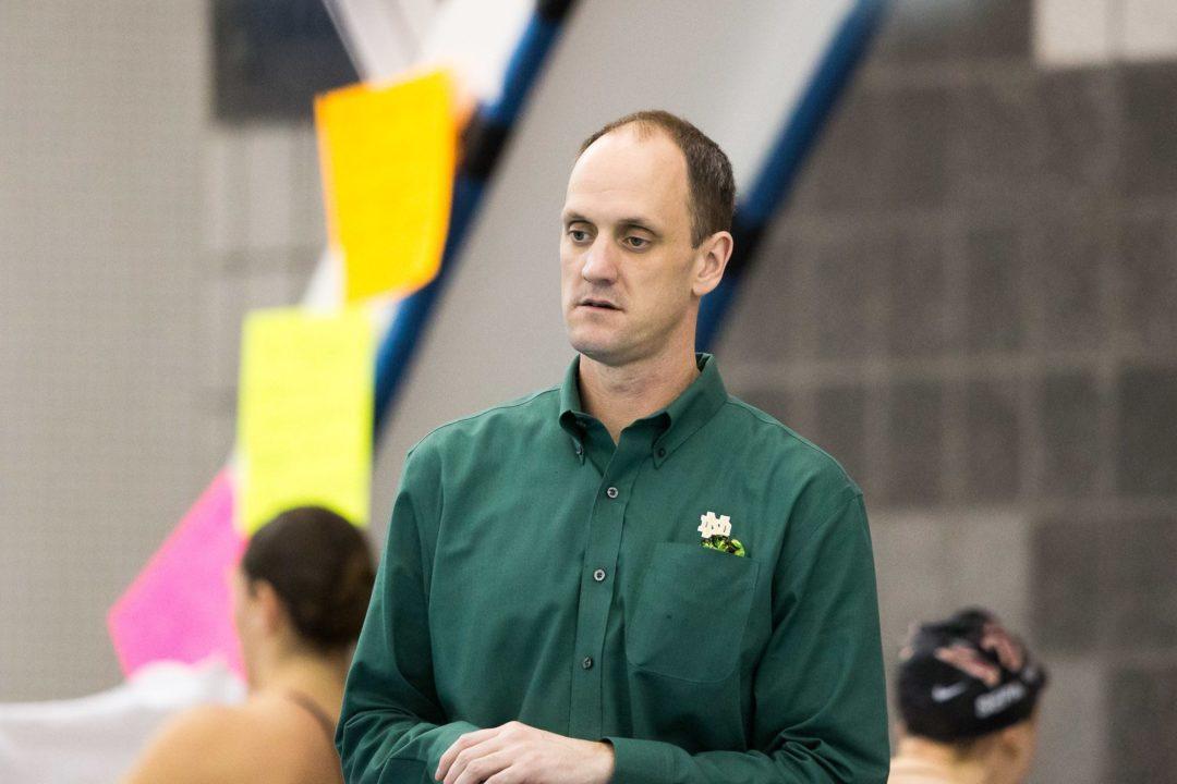 Former ND Head Coach Brian Barnes Named New NC State Associate Head Coach