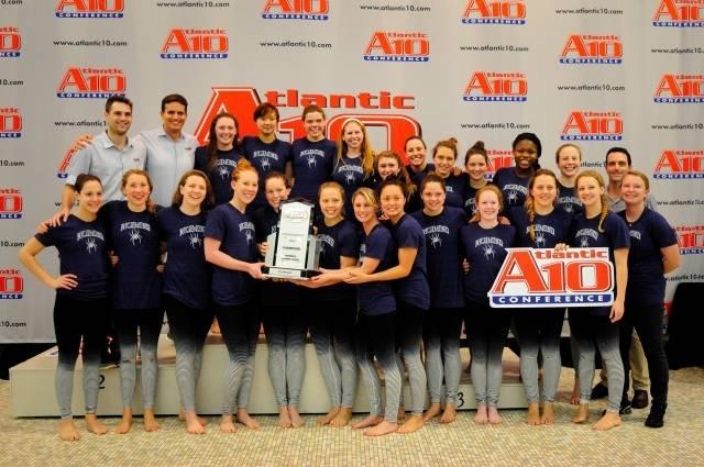 Richmond Women, Bonnie Men take 2014 A-10 Championships.