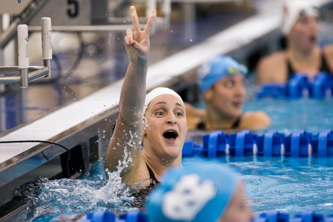 2015 Women's NCAA DI Championships: Day 1 Finals Live Recap