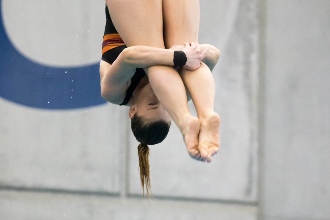Virginia Tech and Minnesota Both Qualify 8 Divers For The NCAA DI Championships