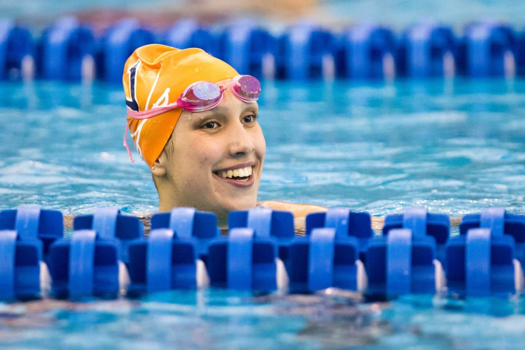 2014 ACC Women's Championships: Reaney's American record 200 breast steals show as Virginia repeats
