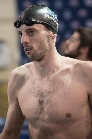 Ryan Cochrane was untouchable in the 400 free (photo: Mike Lewis, Ola Vista Photography)