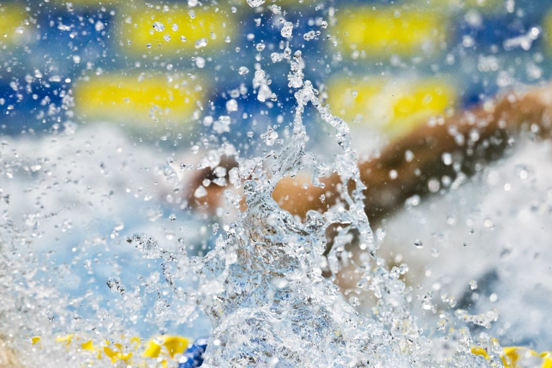 Rylov is Set to Sweep the Backstroke Events in Nanjing
