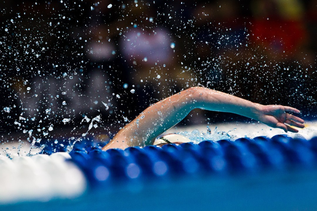 Brazilian Winter Youth Champs see big sprint swims from Felipe Ribeiro de Souza