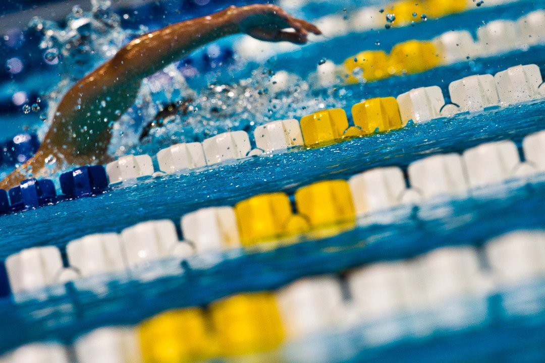 Hoppe Breaks Sac-Joaquin Section Record in 100 Breast; Closing On National Marks
