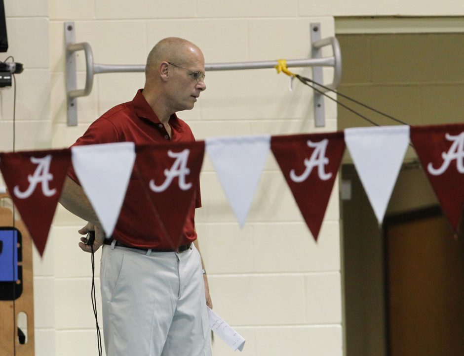 Alabama Coach, Team Captain React in Immediate Aftermath of Servati's Death