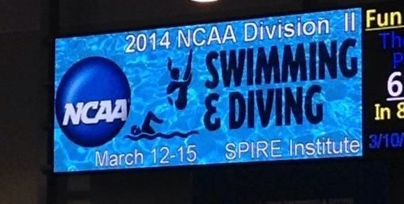 2014 Division II National Championships- Day One Real Time Recaps
