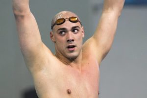 NCAA & World Champion Joao de Lucca Retires from Swimming
