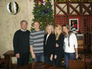 Wagner Family - Steven, Jack, Patricia, Alexandra & Kristen