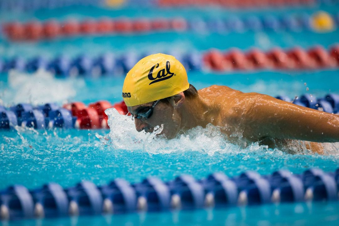 2014 Men's Pac-12 Championships Day 4 Up/Downs: Cal in Control