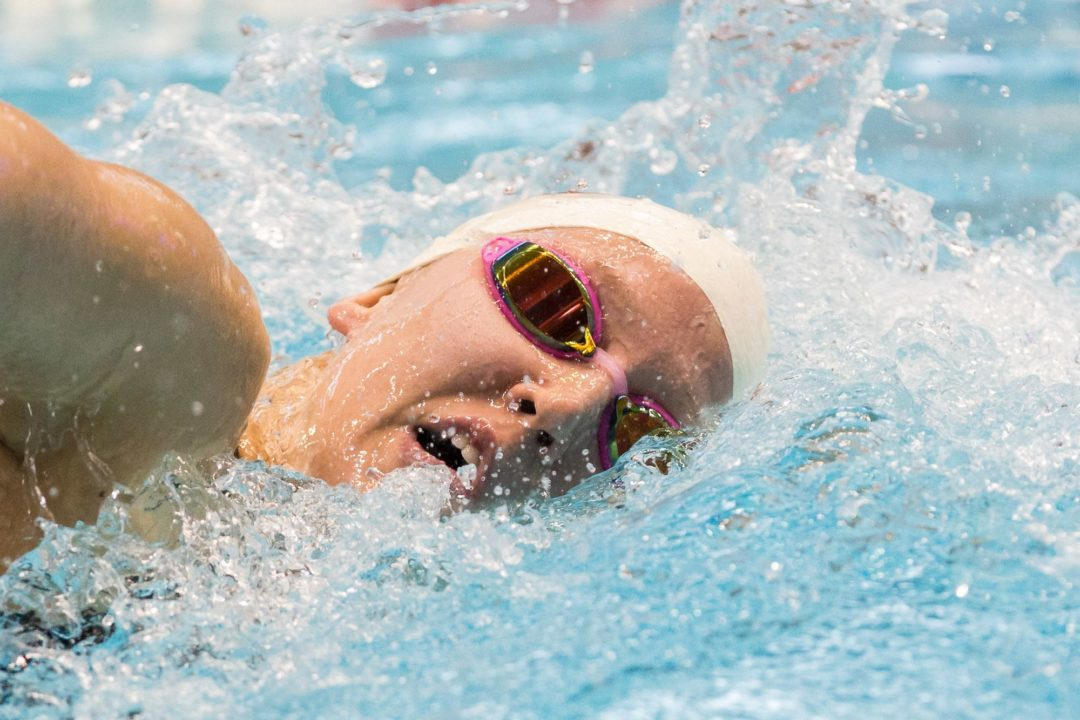 Indiana tops both Wisconsin and Notre Dame in two day dual meet