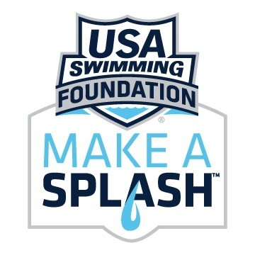 USA Swimming Foundation, Make a Splash, Logo