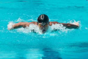 On His 15th Birthday, Michael Andrew Takes Out 13-14 National Age Group Record in 100 Fly