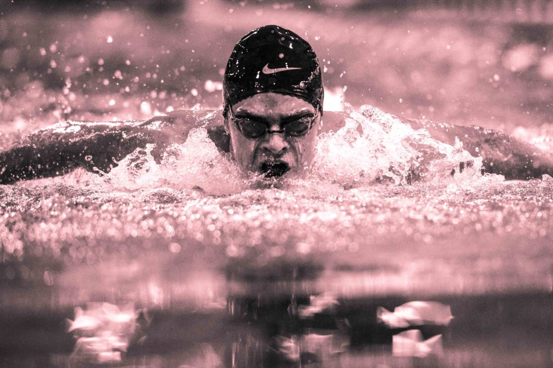 Michael Andrew Begins Long Course Assault in Plantation with 100 Fly NAG Record