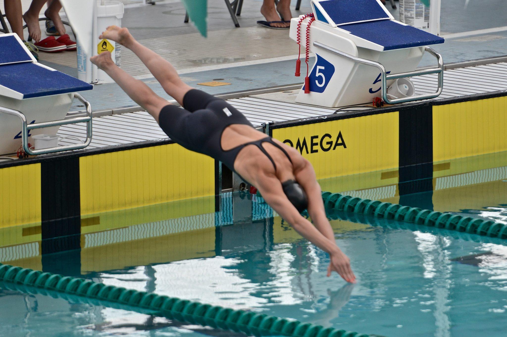 Michelle Konkoly Breaks S9 100m Freestyle American Record
