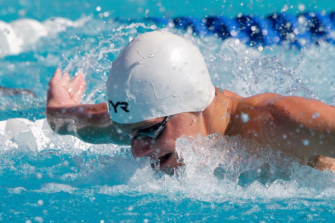 Ogren Breaks His Own National Independent High School Record in 200 IM
