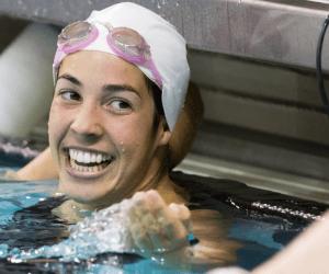 Race Video: Women's 200 IM Final at LA Invite – DiRado vs Leverenz