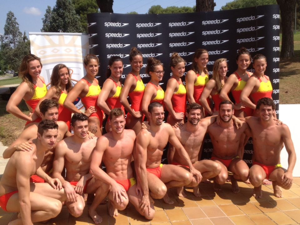 Spanish Swimming Fed Reduces High Performance Coaching Staff