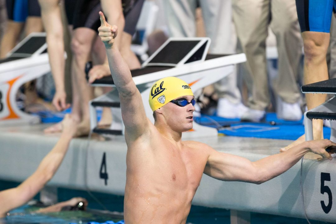 Cal, Florida trade blows on day 1 of men's NCAA Championships, Texas on fire at home