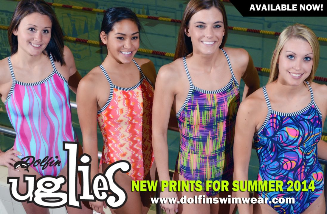 Dolfin Releases 4 New Uglies Prints for Summer 2014