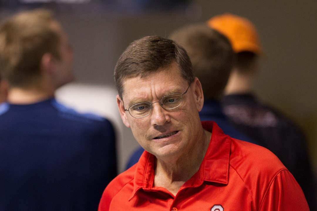 Ohio State Men's Head Coach Bill Wadley Announces Retirement