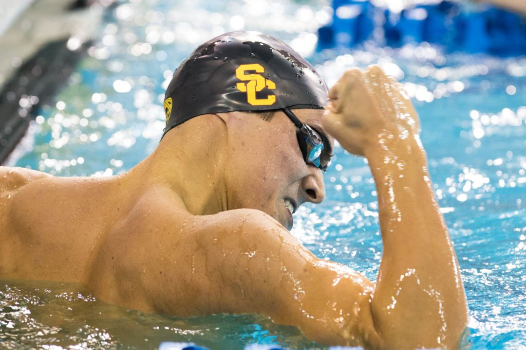 USC Names Captains for 2014-2015 Season; NCAA Champ Quintero Among Them