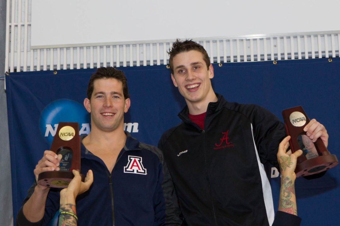 College Swimming Previews: Coming Off Excellent Year, #12 Alabama Looks to Establish Staying Power in 2014-2015