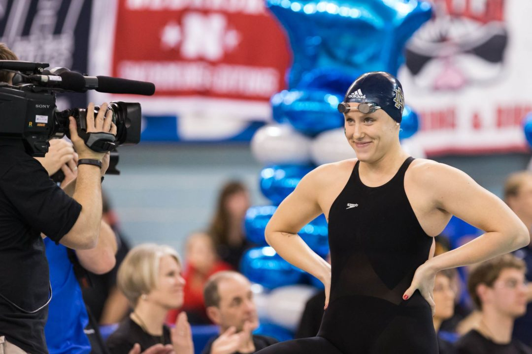 HardCore Swim of the Week: Emma Reaney makes American (and Irish) history