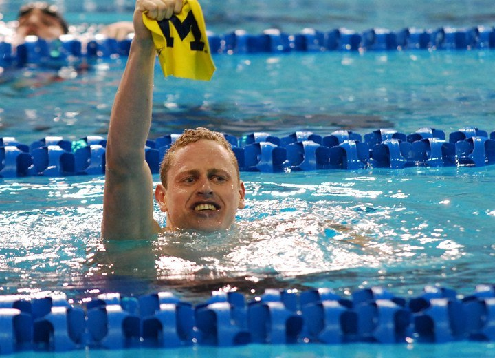 2015 Men's Big Ten Championships: Day 2 Ups/Downs