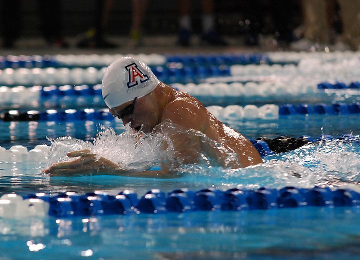 2014 Mesa Grand Prix – Katie Ledecky Posts The World's Third Fastest Time Of The Year In The 800 Freestyle