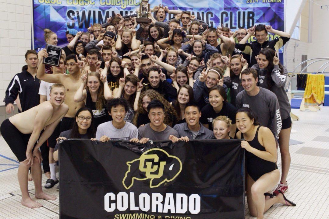 Colorado Wins 4th Straight Collegiate Club National Championship Title