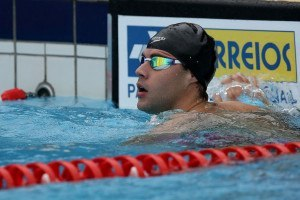 Thiago Pereira Wants an Olympic Medal at Home in Brazil in 2016 (Video Interview)
