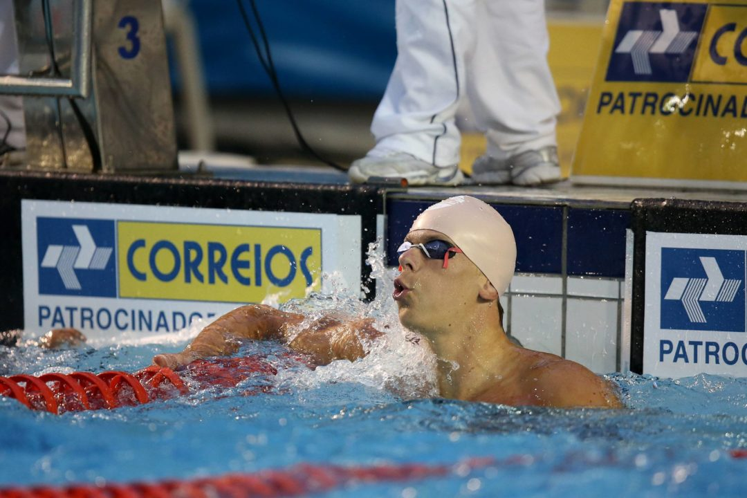 Five Meet Records Broken on the First Day of Brazilian Championships