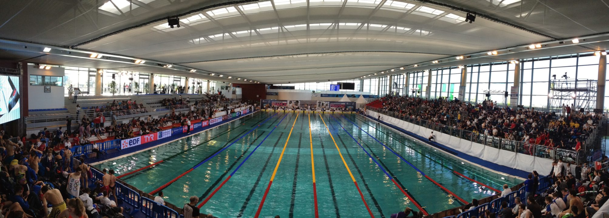 First-Time Champions, Plus Manaudou, Muffat, Highlight Last Day of French Championships in Chartres