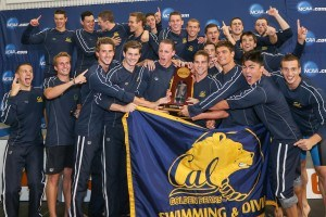 5 Big Things From 2014 M. NCAA's #2: Swimming's New Rivalry