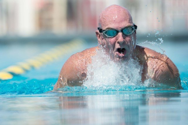 David Gurthie - Age is meaningless - 2014 Arena Grand Prix at Mesa  (courtesy of Mike Lewis, olavistaphotography.com)
