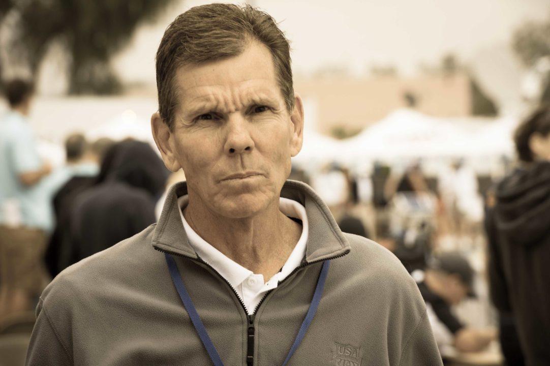 "Former US National Team Director Frank Busch: Training ""Doesn't Make Sense"""