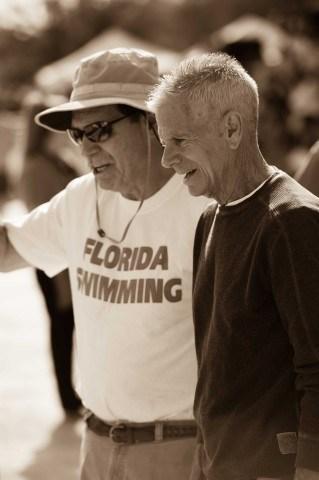Greg Troy & Jack Roach  - 2014 Arena Grand Prix at Mesa  (courtesy of Mike Lewis, olavistaphotography.com)