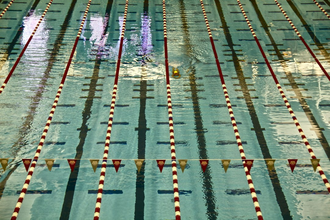Ohio State DQ'ed From 200 Medley Relay 24 Hours Later at Big Tens